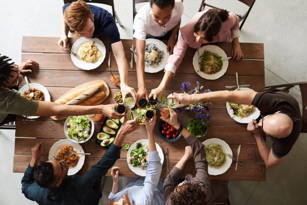 習慣づけを食事面からサポートしてくれるアイテムとして完全食をお勧め