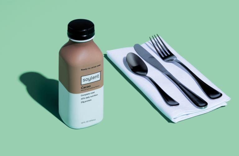 ソイレントとは何か?世界初となる完全食としての商品開発!