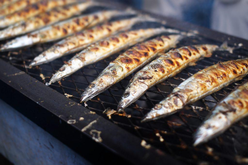 魚を食べないと必須脂肪酸は不足する