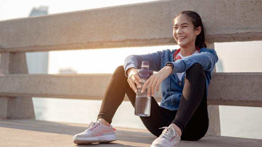 【コロナウィルス対策】「ジョギング×完全食」という新しいライフスタイルを提案します!