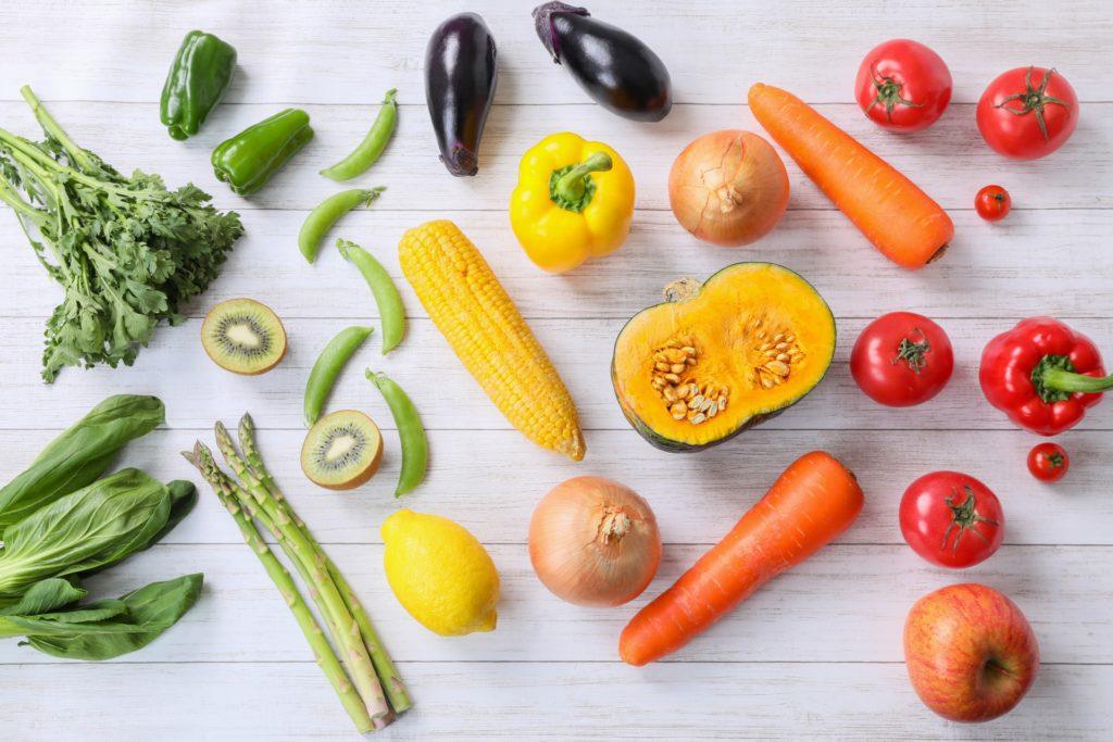 貧血の改善に完全食を活用する