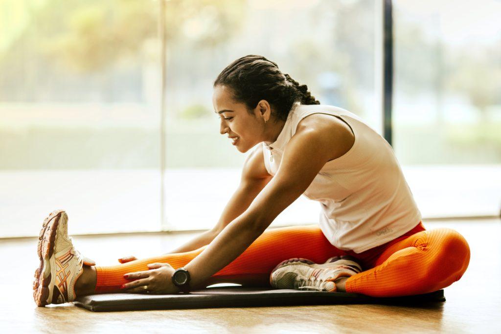 健康な骨の維持には運動も大切。